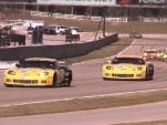 Corvette Racing at the 2011 Petit Le Mans