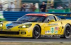 Last hurrah for Corvette GT1 race car