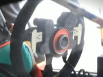 Corvette Racing's new GT2 paddle shift setup