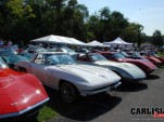 Corvettes at Carlisle, 2011 - image: Carlisle Events