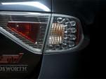 Cosworth-Subaru WRX STI teaser