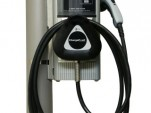 Coulomb Technologies CT-2000 electric vehicle charging station