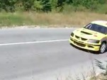 Crash at the 2012 Tara Hill Climb in Serbia kills three spectators