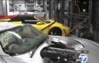 Ferrari, Lamborghini And TVR Damaged In L.A. Crash: Video