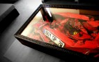 Ferrari Coffee Table Redefines 'Recycled Art'