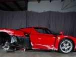 Crashed Toys Ferrari Enzo For Sale
