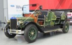 Electric 'Vintage Car' Proposed To Replace NYC Horse Carriages: New York Auto Show