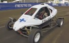 Ladies And Gentlemen, Your New Favorite Form Of Racing: CrossKart
