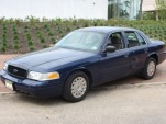 Crown Victoria Sleeper