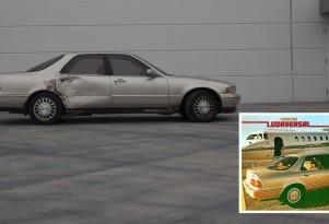 Custom Acura for Ludacris