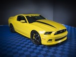 Custom Ford Mustang at 2013 SEMA show