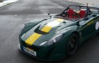 Custom Lotus 2-Eleven track car gets historic design
