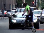 Cyclist Vs Self-Important, Entitled, Angry Supercar Driver (Video)