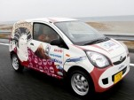 Daihatsu Mira EV - Photo by the Japan EV Club