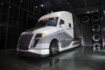 Daimler Unveils SuperTruck; 12-MPG Semi Is More Than Twice As Fuel-Efficient