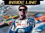 Dale Earnhardt Jr. on the cover of NASCAR The Game: Inside Line
