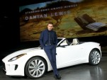 Damian Lewis and the Jaguar F-Type