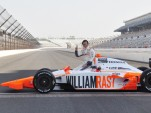 Dan Wheldon celebrated his 2nd Indy 500 win last May - Anne Proffit photo