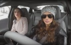 Danica Patrick Goes Undercover As Lyft Driver: Video