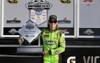 Danica Patrick Earns Daytona Pole For Stewart-Haas Racing