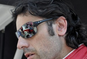 Dario Franchitti - Anne Proffit photo