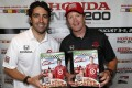 Dario Franchitti and Scott Dixon - IZOD IndyCar Series photo LAT/USA