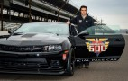 Dario Franchitti To Pace Indy 500 Using 2014 Camaro Z/28