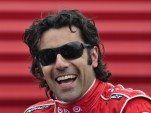 Dario Franchitti is on the AARWBA Open Wheel First Team - Anne Proffit photo