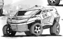 DARPA, Local Motors team for XC2V Design Challenge
