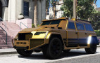 "Dartz's newest SUV immortalized in ""Grand Theft Auto V"""