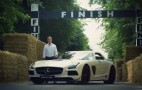 David Coulthard Gives Racer's Tour Of The Goodwood Hill Climb: Video