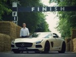 David Coulthard walks us through the hill climb at the Goodwood Festival of Speed