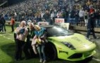 Utah Man Wins Lamborghini, Crashes it Hours Later