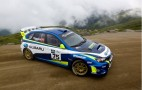 Subaru, David Higgins Set New Mt. Washington Hillclimb Record