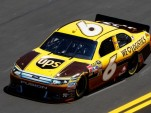 David Ragan's No. 6 UPS car