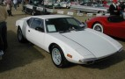 De Tomaso Eyes Former Fiat Plant, Has Italian Government's Support
