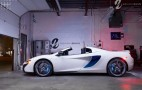 Deadmau5 Does Uber In His New McLaren 650S Spider: Video