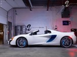 Deadmau5's 'Meowclaren' custom McLaren 650S Spider