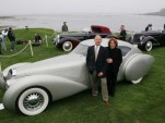 Delage - Best at Pebble 2005