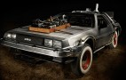 Back To The Future DeLorean Time Machine Sells For $541k