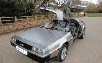Brand New DeLorean DMC-12s Coming Soon, Thanks To The U.S. Congress