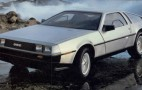 DeLorean gullwing confirmed for production