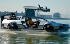 DeLorean Hovercraft Hoons San Francisco Bay, Blows Our Minds: Video