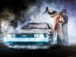 DeLorean Time Machine replica (Image via Serious Wheels)