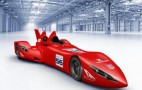Delta Wing Concept To Race 2012 Le Mans 24 Hours: Video