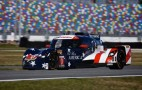 After Successful Start, DeltaWing Suffers Crash At 2016 Rolex 24 At Daytona: Video