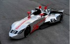 DeltaWing Race Car Gets New High-Visibility Livery