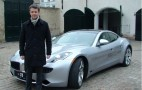 Royalty Drives Fisker Karma Plug-In Hybrid, Journalists Not So Much