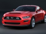 Designing the 2015 Ford Mustang