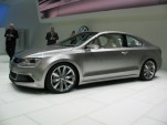 Detroit Auto Show: Volkswagen New Compact Coupe (NCC) concept